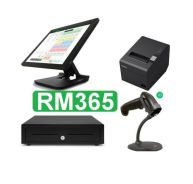 Mesin Cashier Pos System Promo Limited Edition D04