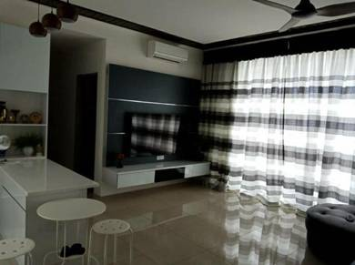 Fully Furnished Condo Casa Kayangan Meru Ipoh