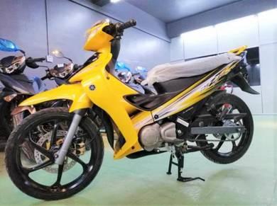 2017 Yamaha 125 still available !!!