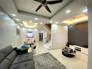 Rawang [20x75] 2 sty Terrace House Kota Emerald