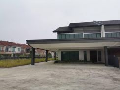 Double Storey Semi Detached at Green Gate Residence, Kuching