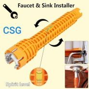 Faucet and Sink Installer Tool Pipe 5 in 1