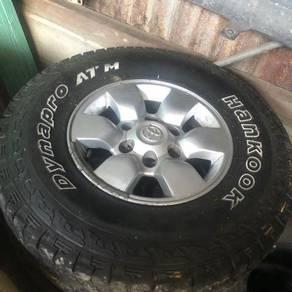 Toyota rim 15� vigo