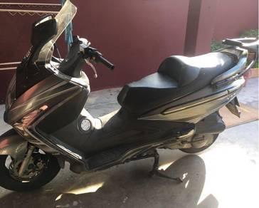 Sym Vts 200 2012