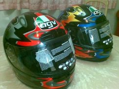 Helmet agv robiano full face original