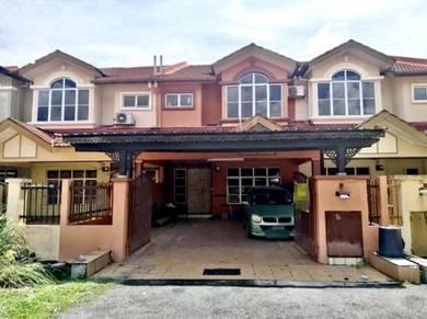 MURAH | Low Interest Rate | Double Storey Taman Pelangi Semenyih