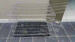 New Stainless Steel Cage (3 x 2 x 2 ft)