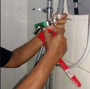 Khidmat tukang paip (plumber)