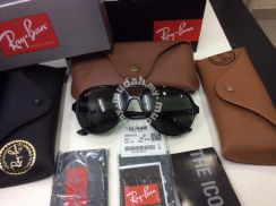 Original Rayban Sunglasses CATS5000 RB4125 601