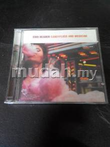 EDDI READER - Candyfloss And Medicine CD
