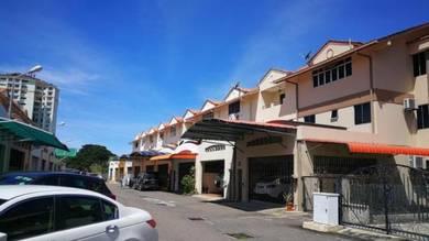 Taman Kobusak Jaya Townhouse for SALE