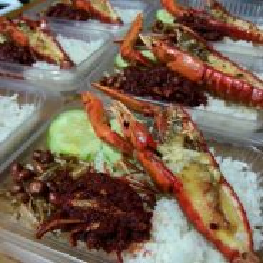 Lobster air tawar udang kara