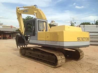Imported Sumitomo S280F2 excavator