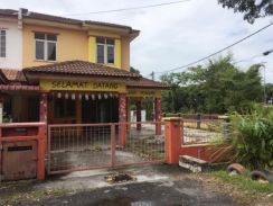 Double storey terrace house taman saujana puchong selangor