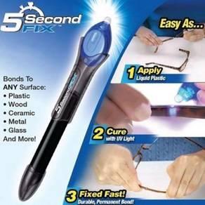 5 Second UV Light Repair Glue
