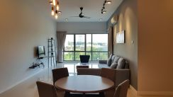 The Loft Corner Unit KK Times Square Condo with Ready Airbnb Business