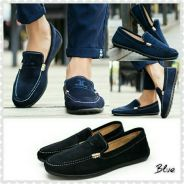 Men Retro Casual Flat Shoes (SFLD20986)