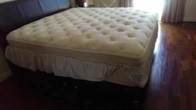 King Pillowtop Mattress