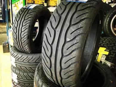 Tyre ATREZZO Semi Slick Grip 215-45-17 R01 Sport