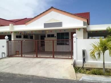 Single Terrace Corner Senadin area-Miri