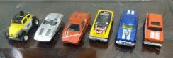 Branded toy cars