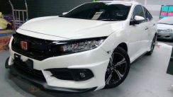 Honda civic fc artivus body kit