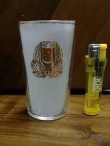 EEQ Antik gelas Singapore glass