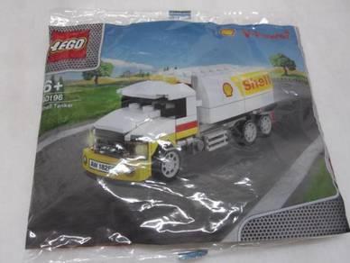 LEGO 40196 Shell Oil Tanker