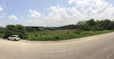 1 Acre Land (Behind Produa Factory) SG BULOH Very Cheap grab now
