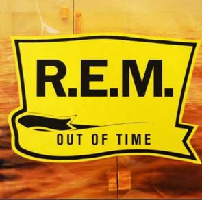 Imported cd r.e.m out of time (hardcase 2cd)
