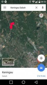 CL 14 acres near Keningau Town