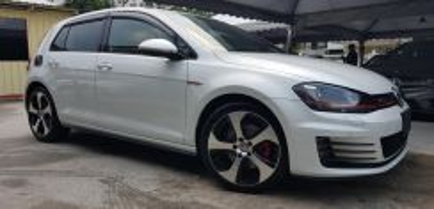 Recon Volkswagen Golf GTi for sale