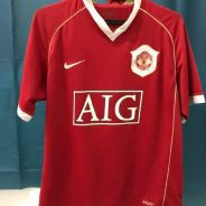 Man Utd Home 2006/07