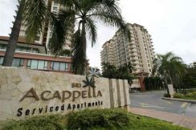 Sri Acapella Serviced Apartment, Section 13, Shah Alam