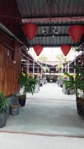 Present Food court Take Over, Kuchai Lama