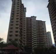 Apartment Jasmine Setapak (End Unit)