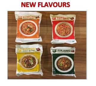 Samyang New Flavours Ramen
