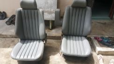 Seat mercedes 190E