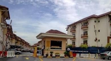 Andari TownVilla Selayang Heights 1130sqft RENOVATED Low Floor