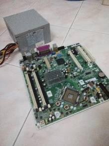 Old Motherboard n power supply