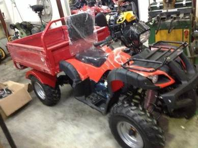 Atv model farm four 250cc new( kuching)