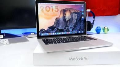 2015 APPLE Macbook Pro (RETINA) 13 128GB iphone x