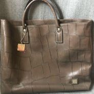 Valentino Rudy Italy Office Lady Tote Bag