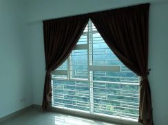 Setia pinnacle partially furnished