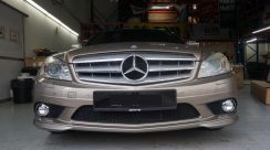 Mercedes C Class W204 AMG Sport Package Bodykit