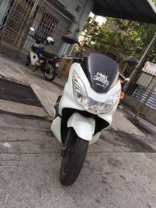 Honda pcx(beat/karisma/nouvo lc/mio100)