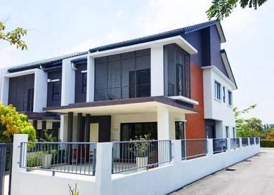 [1mn exit Highway,100%Loan]23x75 2 Storey House Putrajaya Presinct 10