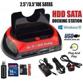 Hard Drive Disk Docking IDE SATA USB