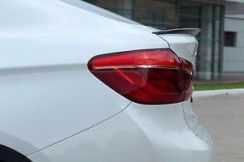 BMW F16 M Performance Boot Spoiler - ABS