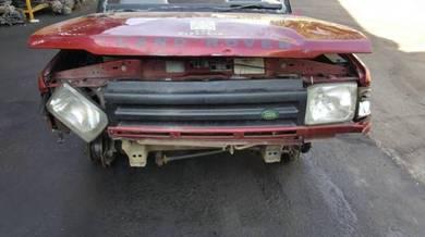 Range rover DIESEL AUTO front cut & parts